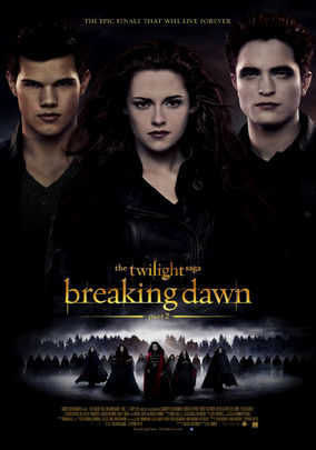 The Twilight Saga: Breaking Dawn - Part 2 / Krēsla - Rītausma 2.daļa